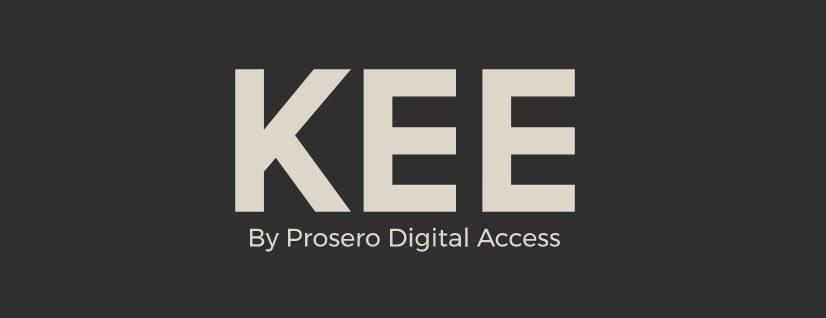 KEE – öppnar dörren på distans från mobilen